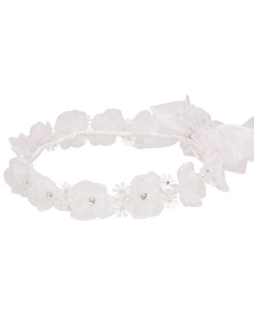 White wreath 106