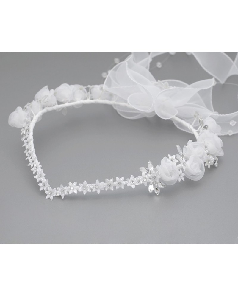 White wreath 005