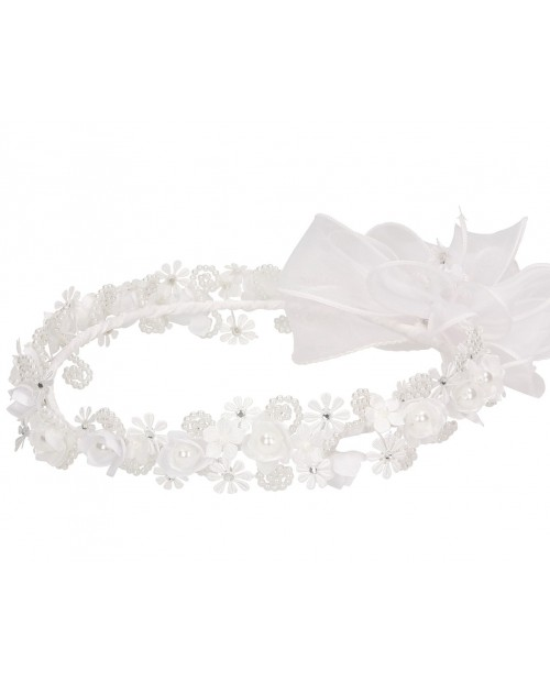 White wreath 008