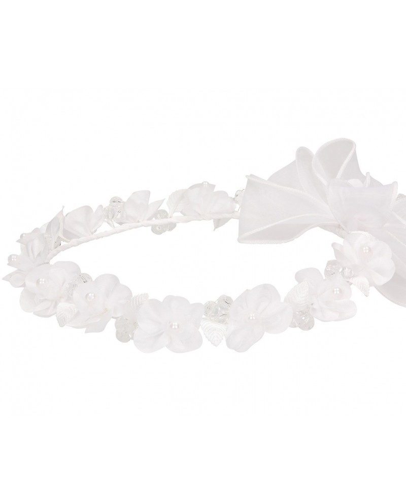 White wreath 037