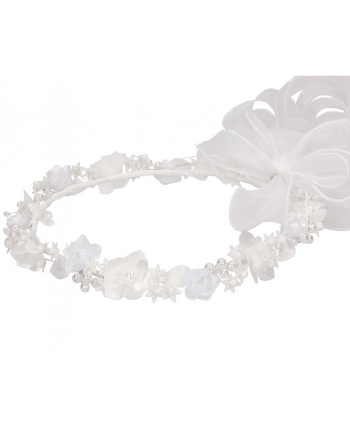White wreath 038