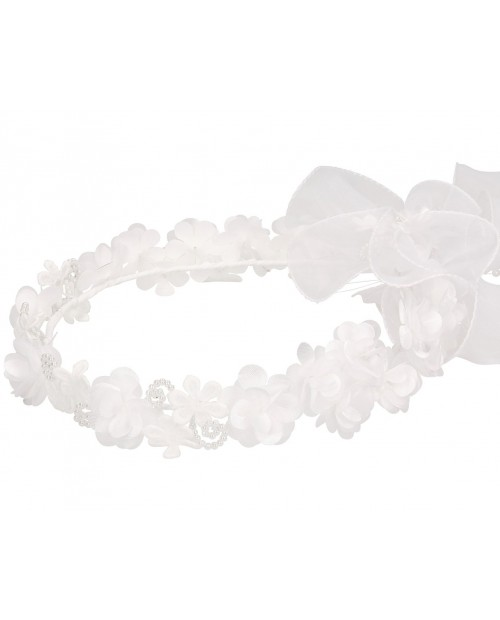 White wreath 121