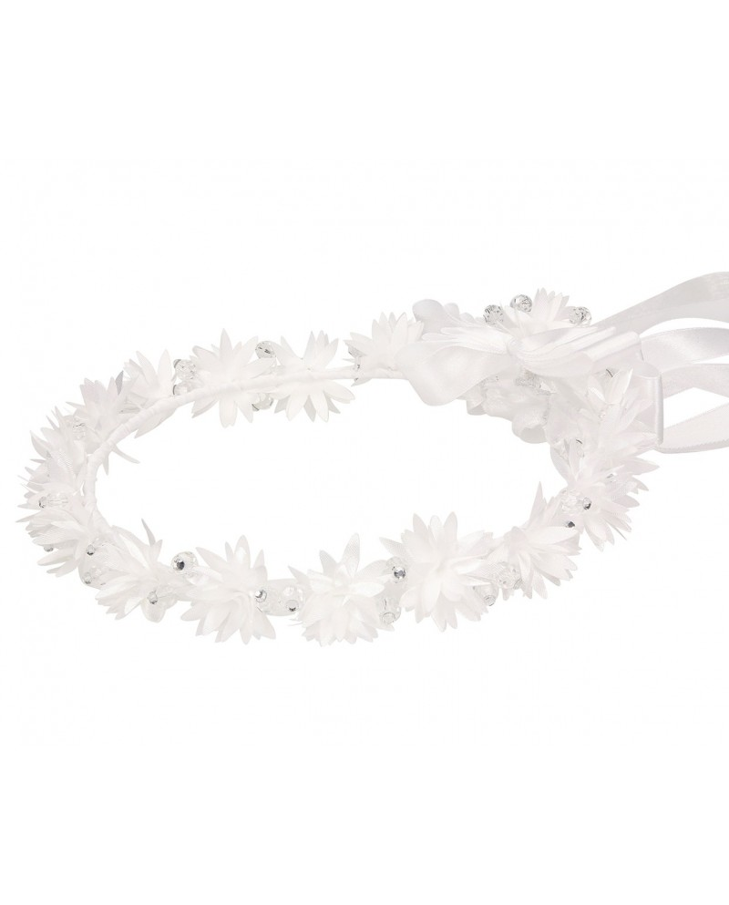 White wreath 007
